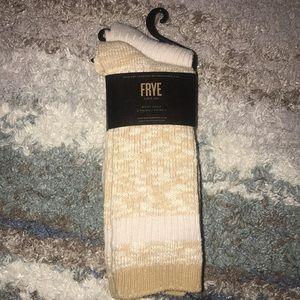 NWT Frye Boot Sock 2-Pack
